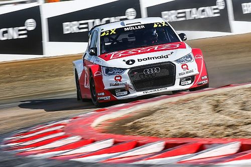 """La colonna di Nico Müller: """"Orgoglioso dei primi punti mondiali nel Rallycross!"""""""