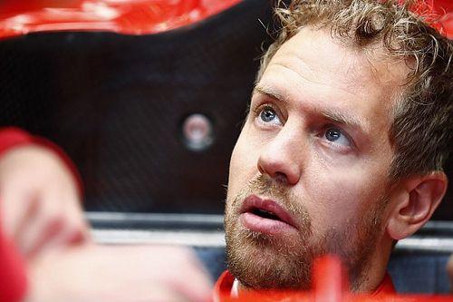 """Vettel: """"Non so spiegare il risultato di oggi. Domani saremo competitivi"""""""