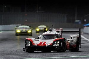 Porsche en tête des premiers essais libres à Mexico