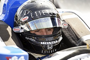 "IndyCar Breaking news Jones: Spurning Ganassi would have been ""biggest mistake of my career"""