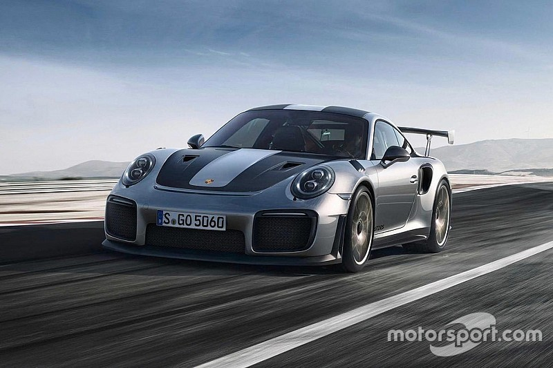 Nurburgring lap record-holding Porsche 911 GT2 RS launched in India