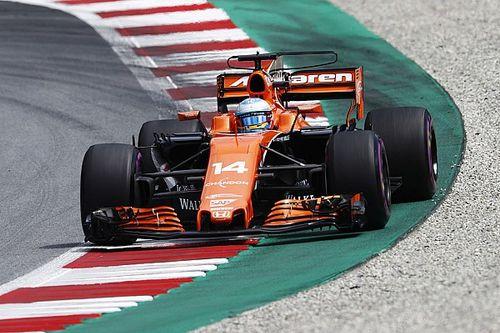 Fernando Alonso: McLaren in der F1 aus eigener Kraft Top-10-fähig