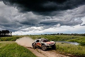 Silk Way Rally: Double whammy for Peterhansel and van den Brink