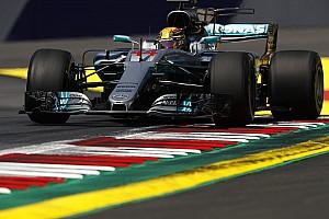 "F1 练习赛报告 奥地利大奖赛周五练习:汉密尔顿气势如虹,但吃""变速箱罚单"""
