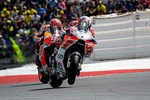 Fotogallery: il trionfo di Dovizioso nel GP d'Austria di MotoGP
