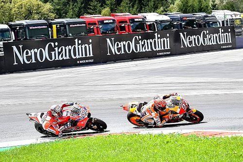 """Marc Marquez """"vergaß Meisterschaft"""" bei MotoGP-Rennen in Österreich"""