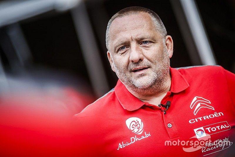 Citroën-chef Matton in gesprek met FIA voor rol als WRC-baas