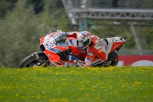 Red Bull Ring, Warm-Up: testa a testa tra Dovizioso e Marquez