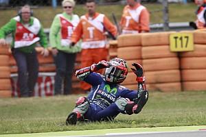 MotoGP BRÉKING Viñalesnek egyelőre nem igazán vált be az új Yamaha-váz