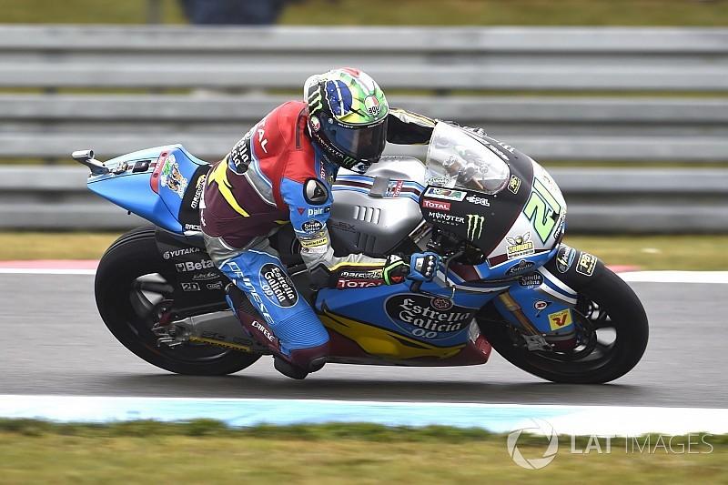 【Moto2】アッセン決勝:中上は3位表彰台。モルビデリが今季5勝目