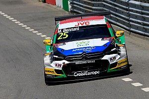 Portugal WTCC: Bennani wins as Monteiro takes points lead