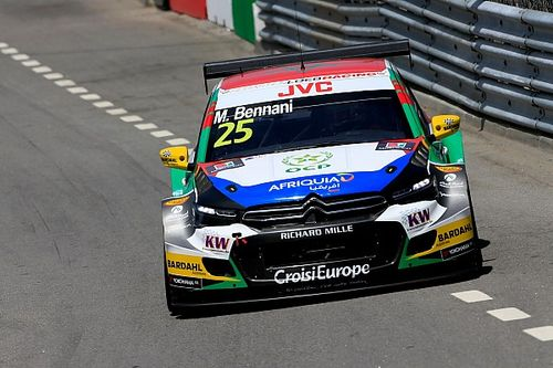 Portugal WTCC: Bennani wins as Monteiro takes points lead