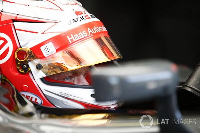 Magnussen, 2018'de Haas'la yarışacak olmaktan memnun
