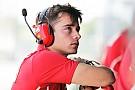 Leclerc no siente presión por la Fórmula 1