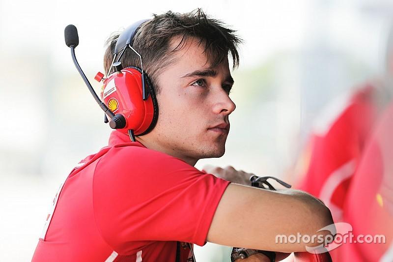 """Frits van Amersfoort over promotie Leclerc: """"Nog een jaartje Sauber leek me beter"""""""