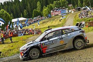 """Neuville: """"Rally van Finland was perfect ondanks zesde plaats"""""""