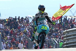 Moto3 Vorschau So wird Joan Mir schon in Motegi Moto3-Weltmeister