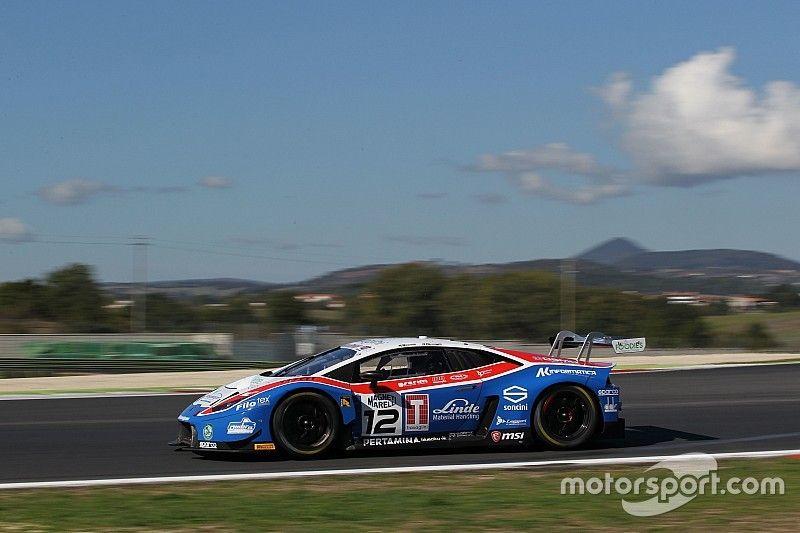 Super GT3-GT3: Gara 2 di Vallelunga va a Beretta-Frassineti