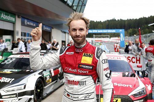 Une wildcard en WTCR sur la Nordschleife pour le champion DTM René Rast