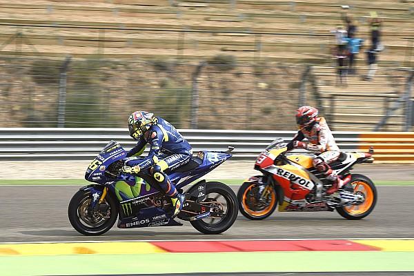 MotoGP Ergebnisse MotoGP 2017 Aragon: Die Startaufstellung in Bildern