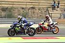 Aragon, Libere 3: Marquez vola, ma un eroico Rossi entra in Q2!