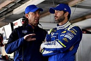 Jimmie Johnson seems to be preparing for life after Chad Knaus