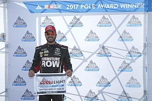 NASCAR Cup Reporte de calificación Suárez saldrá quinto en Dover con Truex desde la pole