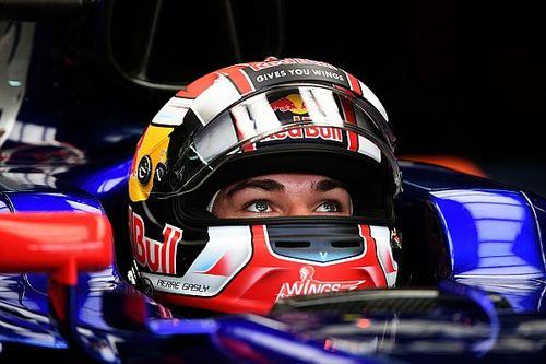 Gasly verkiest F1 in Austin boven titelrace Super Formula