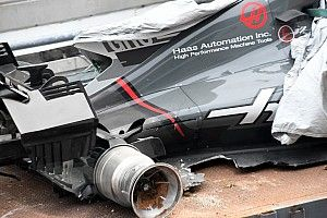 Haas treft regeling met verzekering over Grosjean-crash in Sepang