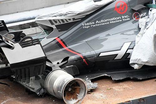 La Haas ha ricevuto un risarcimento per l'incidente di Grosjean a Sepang nel 2017