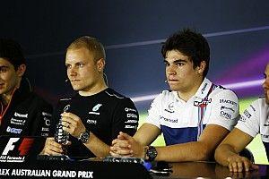 Bottas szerint a Williams nem érdemli meg azt, ahol most van