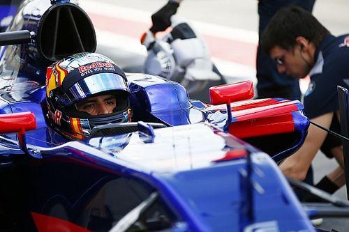 Toro Rosso ikilisi son bölüme kalmaktan memnun