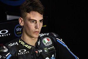 Stefano Manzi dijatuhi penalti grid di Jerez
