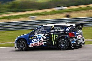 Kristoffersson vainqueur, podium pour Loeb