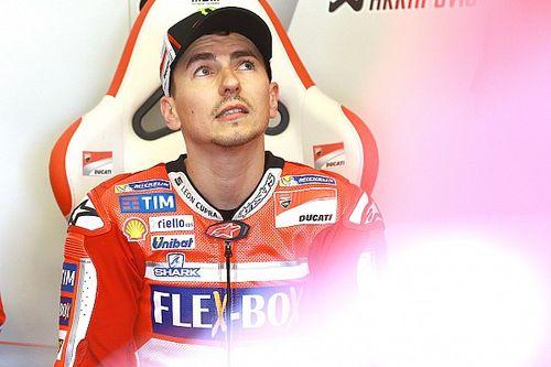 MotoGP: Lorenzo szerint nem lehet logikusan vezetni a Ducatit