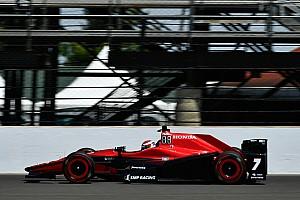 Stop/Go Livefeed Óriási mentés az IndyCar-ban