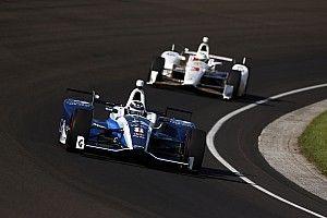 Чилтон возглавил предпоследнюю тренировку Indy 500