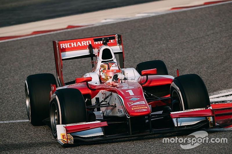 Леклер найшвидший у перший день тестів Ф2 у Бахрейні