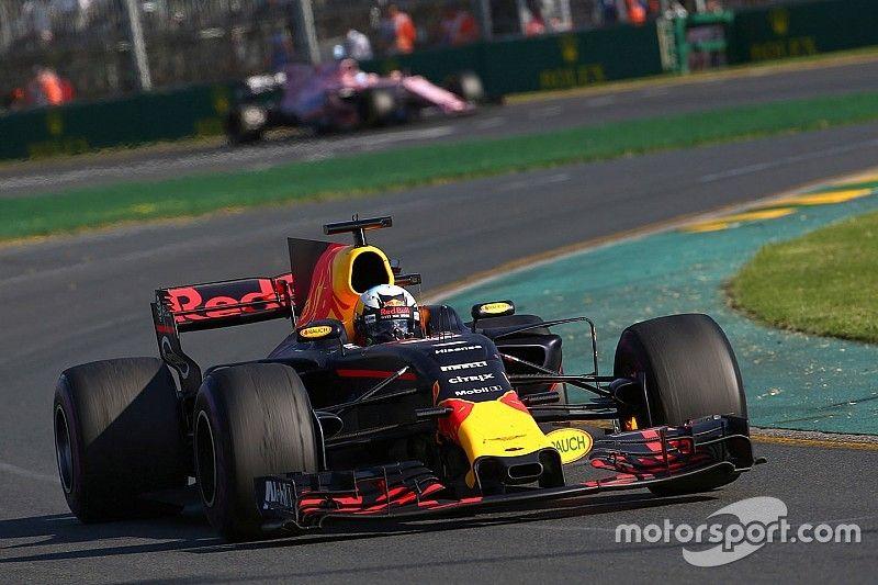 Ricciardo: Downforce bagian belakang titik kelemahan Red Bull