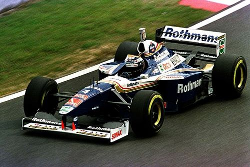 Gallery: Williams F1 design evolution over 20 years