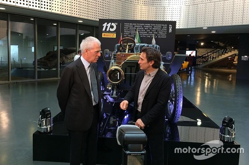 """Zanardi: """"Voglio provare a correre con l'M6 senza le protesi!"""""""