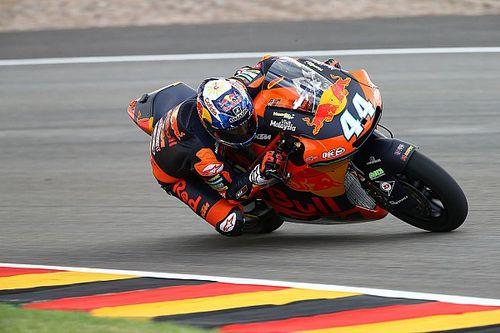 Oliveira in eerste training Duitse Grand Prix heer en meester