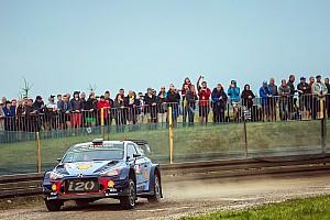WRC Résumé de spéciale ES17 à 19 - Neuville repasse et mène avant la dernière étape