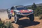 Dakar Fotogallery: la Peugeot 3008 DKR Maxi per la Dakar 2018