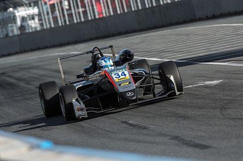 Norisring F3: Hughes beats Norris to pole by 0.002s