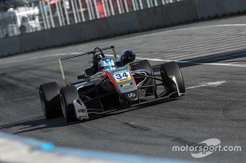 Norisring F3: Hughes beats Norris to pole by 0.002s