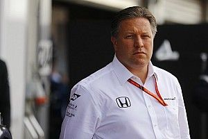 """Zak Brown: """"La McLaren considera un proprio motore per il 2021"""""""