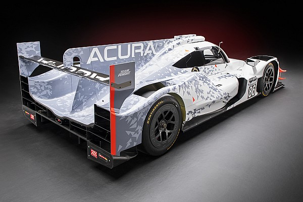 El equipo Penske-Acura, posible destino de Button en el IMSA