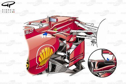 Análise: as soluções aerodinâmicas inteligentes da F1 2017
