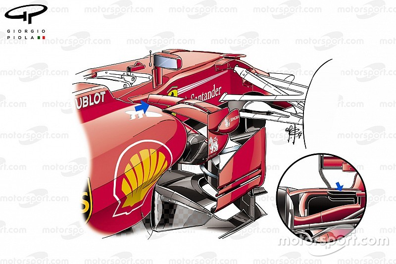 Tech analysis: The clever solutions that divide the F1 grid